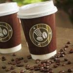 Coffee to go — Stock Photo