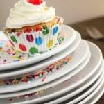 Cupcake — Stock Photo #9391187