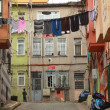 Stock Photo: Jewish area, Istanbul, Turkey