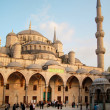 Blue mosque in Istanbul, Turkey — Stock Photo #9436463
