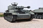 Panzer-4, nazi WW-2 tank. — Stock Photo