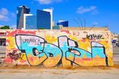 Graffiti. — Stock fotografie