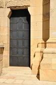 Puerta de la abadía. — Foto de Stock
