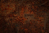 Rusty metal surface. — Stock Photo