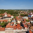 Vilnius - one of ancient european cities — Stock Photo