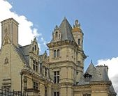 Hotel pincé, museum of Angers, France — Stock Photo