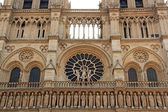 Notre Dame de Paris France — Stock Photo