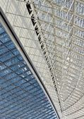 Glass structure — Foto Stock