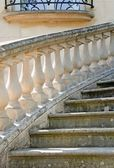 Staircase of a mansion — Stock Photo