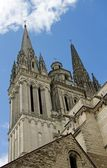 Cathedral of Angers (France) — Stock Photo