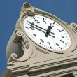 Monumental clock — Stock Photo