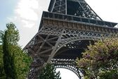 Eiffel tower (Paris France) — Stock Photo