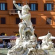 Royalty-Free Stock Photo: Neptune Fountain, Piazza Navona
