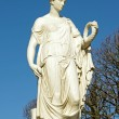 Victory, statue of 18th century — Stock Photo #9657183