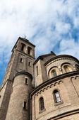 St. Gabriel's church tower, Prague, Czech Republic — Stock Photo