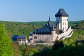 Karlstejn Castle, Czech Republic — Stock Photo