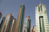 Moderne gebouwen in shanghai — Stockfoto