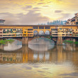Ponte Vecchio, Florence — Stock Photo #8143569