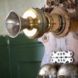 Foto Stock: Antique telephone