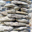 Pile of rocks — Stock Photo