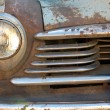 Rusty vintage car — Stock Photo