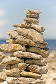 Montón de piedras — Foto de Stock