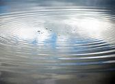 Wsady w błękitne wody — Zdjęcie stockowe