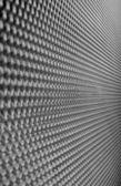 Grey etal background — Stock Photo