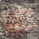 pared de ladrillo Vintage — Foto de Stock   #8339535