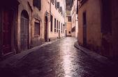 Rua estreita — Foto Stock