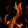 Flames — Stock Photo #8863629