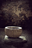 Ancient vessel — Fotografia Stock