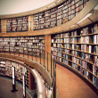 Public library — Stock Photo #9436002
