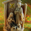 Christmas crib — Foto de stock #8131523