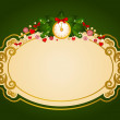 Christmas background — Stock Vector #8111818