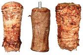 Mix of kebab — Stock Photo
