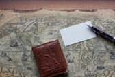Going to travel the world — Stock Photo