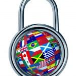 Global Security — Stock Photo #10073404