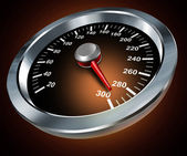Speed And Acceleration — Stock Photo