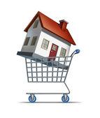 House Shopping — Stock Photo