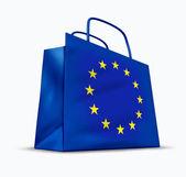 European economy — Stock Photo