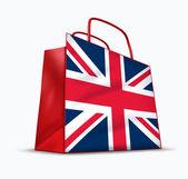 British market — Stock Photo