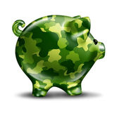 Financial Defence Protection — Stock Photo