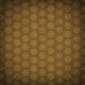 Antique old wallpaper — Stock Photo