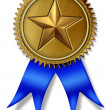 Royalty-Free Stock Photo: First Place