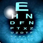 Eye Macro Vision — Stock Photo