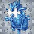 Human Heart Problems - Stock Photo