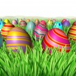 Egg Hunt - Stock Photo
