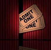 Filme und unterhaltung — Stockfoto