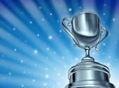 Champion Cup Award — Stock Photo